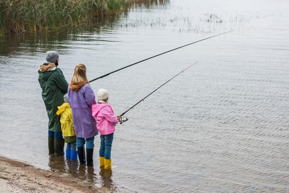familiefiskeri